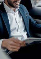 Chauffeur privé : déplacements professionnels